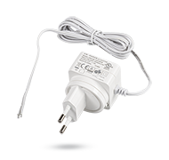 adaptor with EU changeable plug