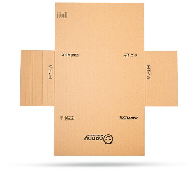 PKR-263.02 Karton BM-02(D) FV83403 3VVL FEFCO23 potisk