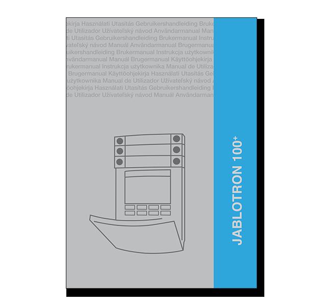 M-MULTI100+ Multijazykový uživatelský manuál JA-100+
