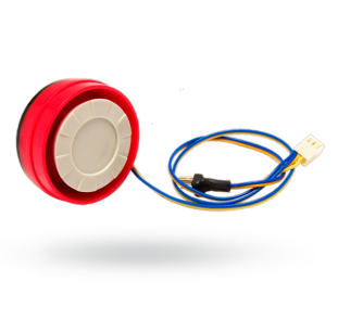 Additional piezo siren