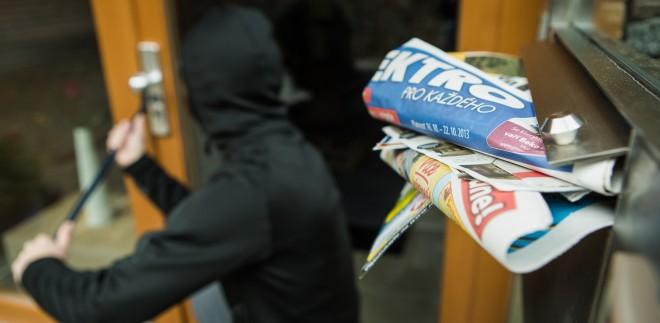 8 tipů na vykradení domu od profesionálních zlodějů
